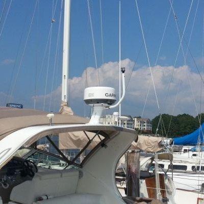 Custom Mount- Garmin Radar and Nav Light