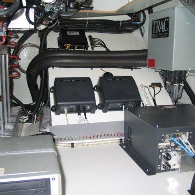 Custom NAV/ COMM Systems Installation