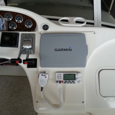 AFTER-New Helm Panel and Electronics