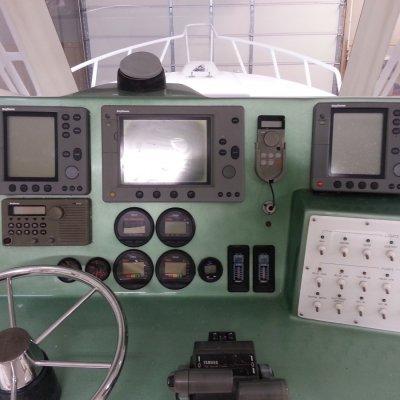 BEFORE-Center Console- Original Equipment